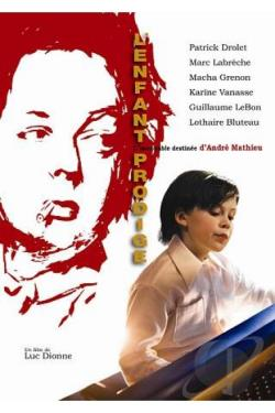 L'Enfant prodige DVD Cover Art