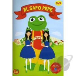 El Sapo Pepe DVD Cover Art