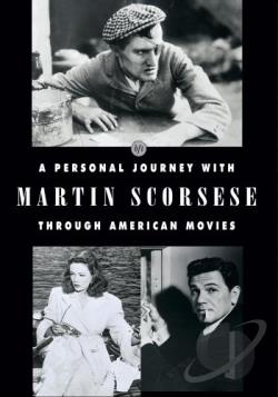Personal Journey With Martin Scorsese Through American Movies DVD Cover Art