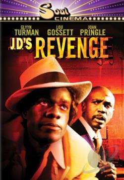 J.D.'s Revenge DVD Cover Art