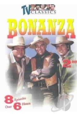 Bonanza, Set 3 DVD Cover Art