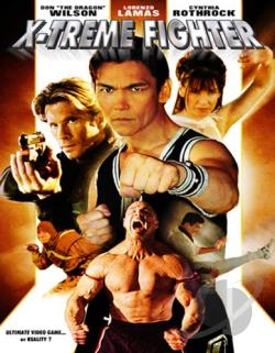 X-Treme Fighter DVD Cover Art