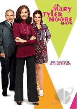 Mary Tyler Moore - The Complete Second Season DVD Cover Art
