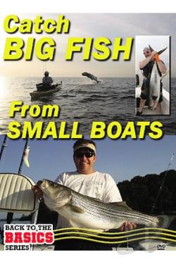 Small Boats, Big Fish: How to Rig Your Small Boat to Catch Big Fish Nearshore and Offshore DVD Cover Art