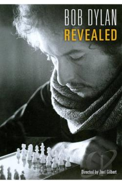Bob Dylan: Revealed DVD Cover Art
