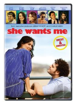 She Wants Me DVD Cover Art