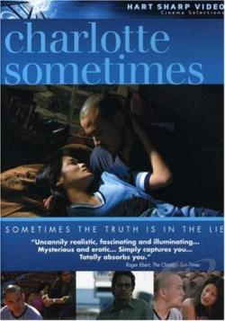 Charlotte Sometimes DVD Cover Art