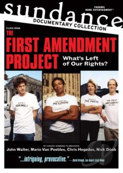 First Amendment Project DVD Cover Art