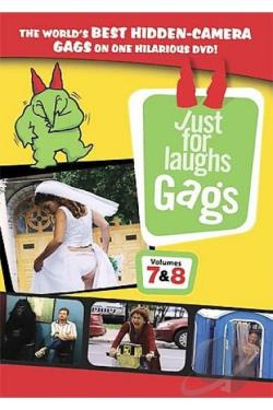 Just For Laughs - Gags: Vols. 7 & 8 DVD Cover Art