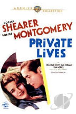 Private Lives DVD Cover Art