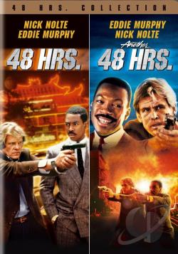 48 Hrs./Another 48 Hrs. DVD Cover Art