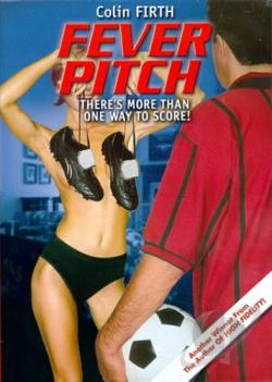 Fever Pitch DVD Cover Art