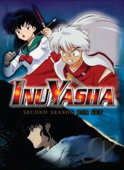InuYasha - Season 2 DVD Cover Art