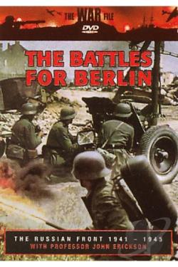 Russian Front 1941-1945: The Battles For Berlin DVD Cover Art