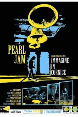 Pearl Jam - Immagine In Cornice Picture In A Frame - Live In Italy 2006 DVD Cover Art