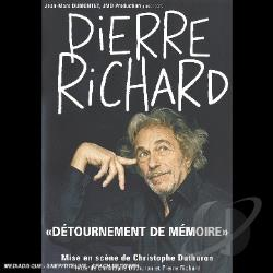 Pierre Richard: Detournement De Memoire DVD Cover Art