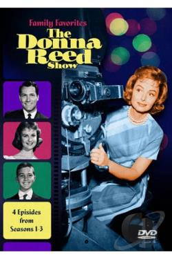 Family Favorites: The Donna Reed Show DVD Cover Art