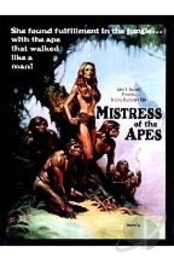 Mistress of the Apes DVD Cover Art