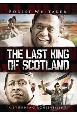 Last King Of Scotland DVD Cover Art