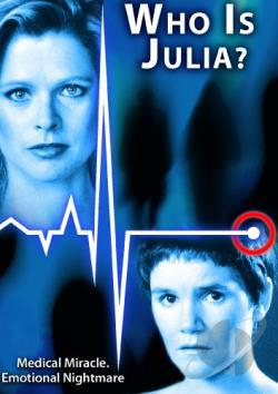 Who Is Julia? DVD Cover Art