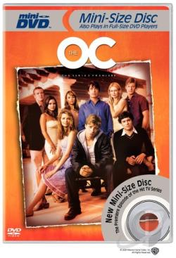 O.C. Premiere DVD Cover Art