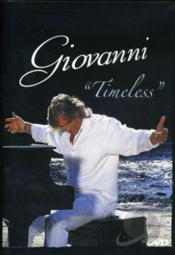 Giovanni - Timeless DVD Cover Art
