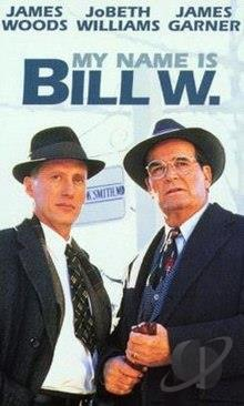My Name Is Bill W. DVD Cover Art