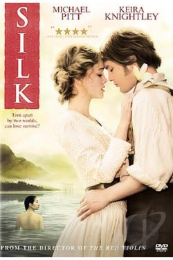 Silk DVD Cover Art