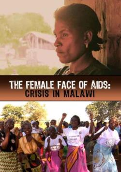Female Face Of AIDS: Crisis In Malawi DVD Cover Art