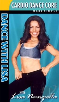 Dance with Lisa - Cardio Dance Core Made Simple DVD Cover Art