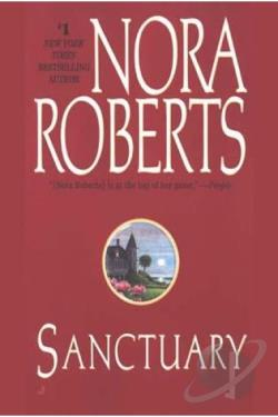 Nora Roberts' Sanctuary TR Cover Art