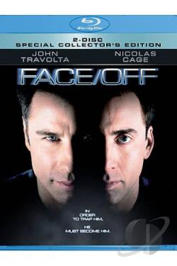 Face/Off BRAY Cover Art
