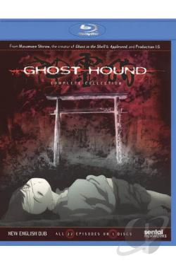 Ghost Hound: Collection 1 BRAY Cover Art