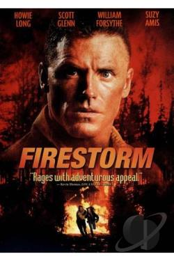Firestorm DVD Cover Art
