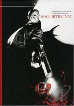Man Bites Dog DVD Cover Art