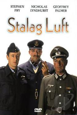 Stalag Luft DVD Cover Art