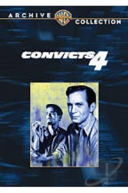 Convicts Four DVD Cover Art