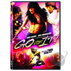 Go for It! DVD Cover Art