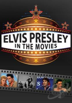 Elvis Presley in the Movies DVD Cover Art