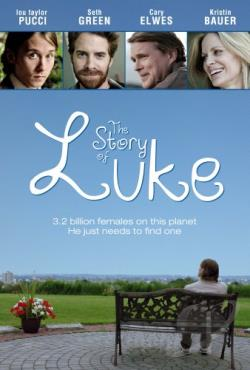 Story of Luke DVD Cover Art