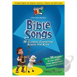 Bible Songs DVD Cover Art