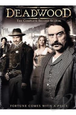 Deadwood - The Complete Second Season DVD Cover Art