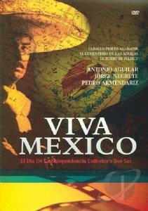 Viva Mexico DVD Cover Art