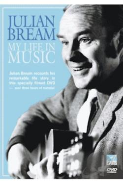 Julian Bream - My Life in Music DVD Cover Art