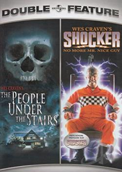 People Under the Stairs/Shocker Double Feature DVD Cover Art