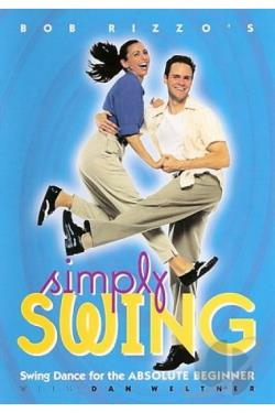 Simply Swing - Swing Dance for the Absolute Beginners DVD Cover Art