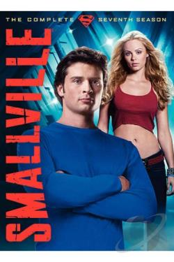 Smallville - The Complete Seventh Season DVD Cover Art