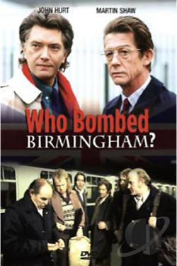 Who Bombed Birmingham? DVD Cover Art