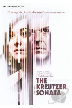 Kreutzer Sonata DVD Cover Art