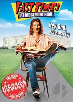 Fast Times at Ridgemont High DVD Cover Art